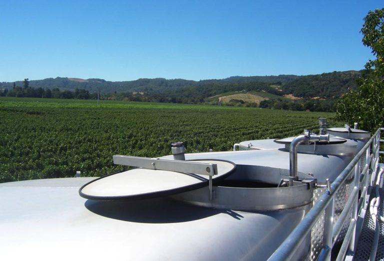 Vineyard Tank